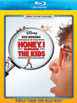 Honey I Shrunk The Kids Blu