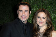 John Travolta Kelly Preston Vanity Fair