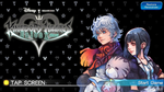 Kingdom Hearts Union X Title Screen