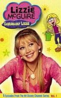 Lizzie McGuire Fashionably Lizzie VHS