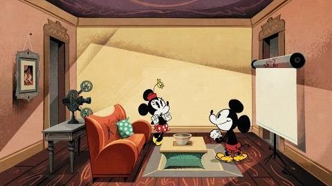 Mickey Mouse Filmavondje Disney NL