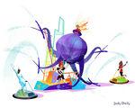 Pixar Play Parade The Incredibles