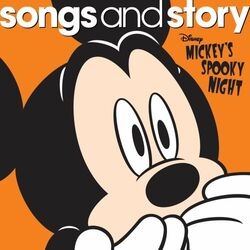 Songs and story mickeys spooky night