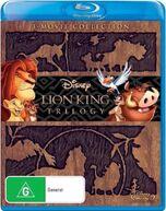 The Lion King Trilogy 2011 AUS Blu Ray