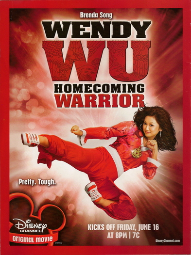 Wendy Wu Homecoming Warrior Disney Wiki Fandom