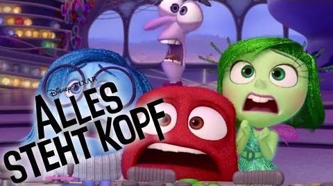 ALLES STEHT KOPF – Auf DVD, Blu-ray™ und 3D Blu-ray™ Disney HD