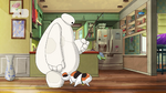Baymax and Mochi 7