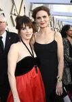 Deschanel sisters 91st Oscars