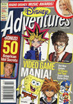 Disney Adventures Magazine cover February 2004 Video Games