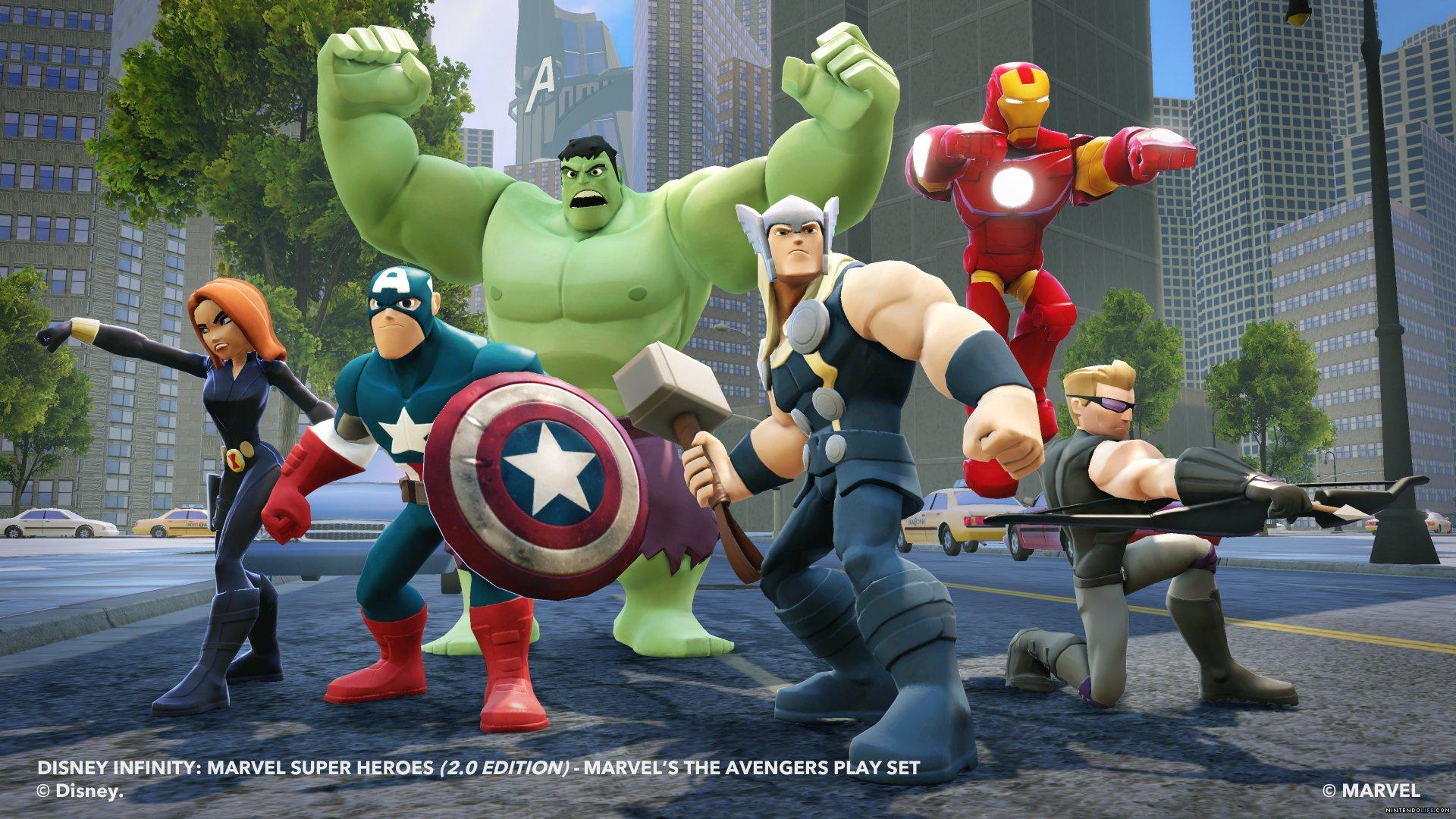 Wreck it ralph disney infinity wiki fandom powered by - Disney Infinity Avengers Jpg