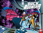 Duck Avenger issue 3 RI