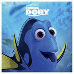 Finding Dory UK Big Sleeve Edition art