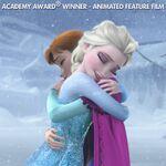Frozen Acadamy Awards Poster 2