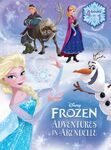 Frozen Adventures in Arendelle Book