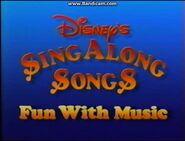 Fun with music title
