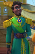 King Joaquin