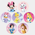 Minnie Marie Daisy TinkerBell Alice Snow White Belle Poster
