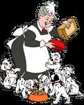 Nanny-puppies