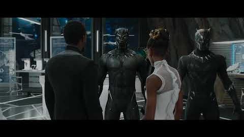 Pantera Negra (Dublado) - Trailer