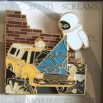 Pizza Planet Truck in Walle Pin