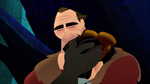 Quirin hugs Varian