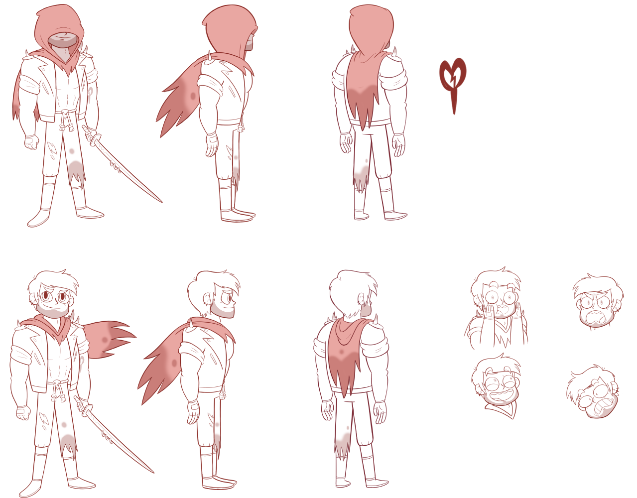 Image - Running with Scissors Concept Art - Adult Marco 3.png ...
