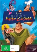 The Emperor's New Groove 2014 AUS DVD
