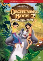 The Jungle Book 2 2008 Germany DVD