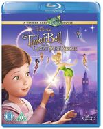 Tinker Bell and the Great Fairy Rescue Blu-ray UK