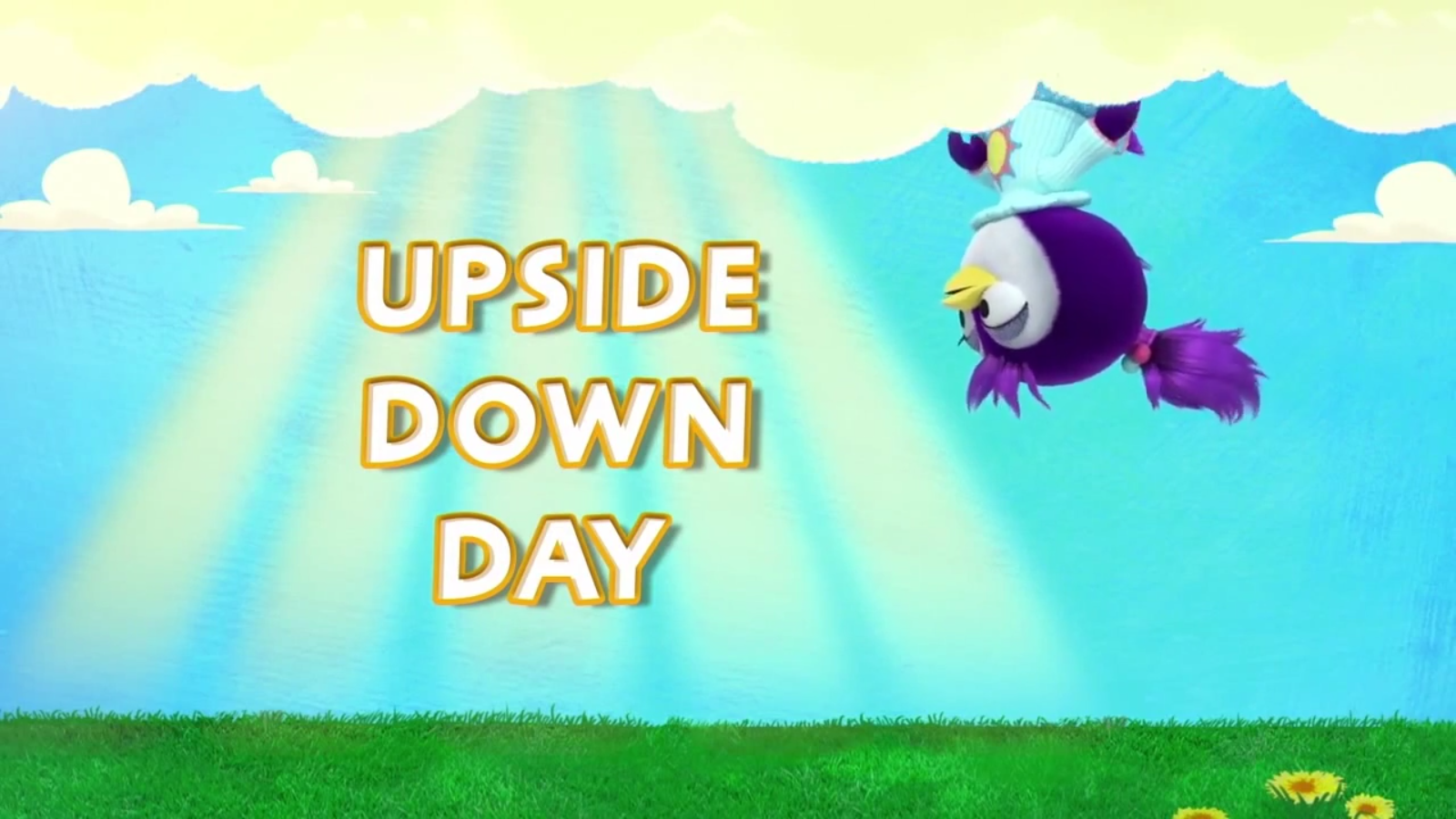 Upside Down Day Disney Wiki Fandom Powered By Wikia