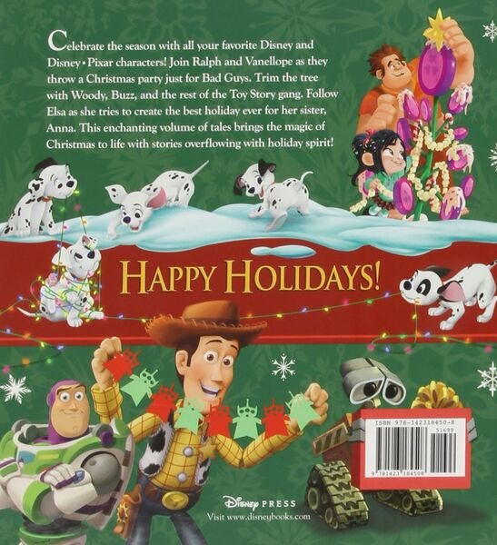 other resolutions 219 240 pixels 438 480 pixels - Disney Christmas Storybook Collection