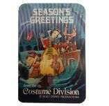 1978, Season's Greetings Snow White button