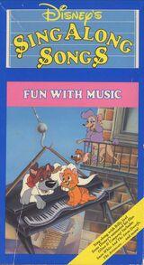 Disney Sing Along Songs: Fun with Music