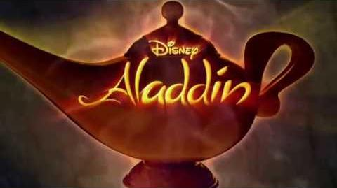 Aladdín Edición Diamante (Tráiler en DVD y Blu-ray)