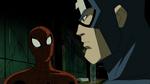 Captian America & Spider-Man AEMH 7