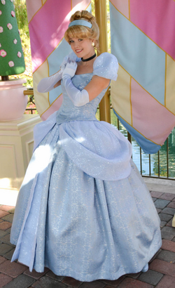 Cinderella at Disney Parks