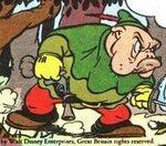 Dirty Bill Comic