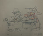 Disney Afternoon Burger King Commercial - Concept Art 9