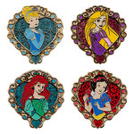Disney Princess 2013 Disney Store Pins 1