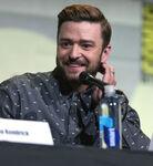 Justin Timberlake SDCC