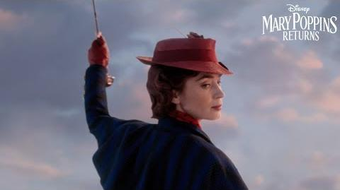 Mary Poppins Returns In Theatres December 19