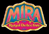 Mira, Royal Detective logo