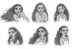 Moana expressions 1