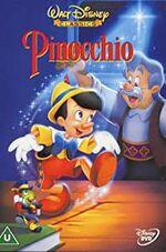 Pinocchio (2000 UK DVD)