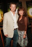 Steve Zahn and Robyn Peterman