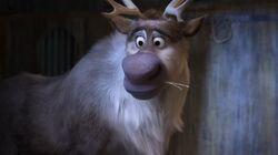 Sven Olaf's Frozen Adventure