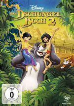 The Jungle Book 2 2013 Germany DVD