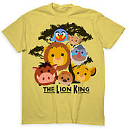 The Lion King Tsum Tsum T Shirt
