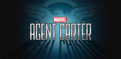 Agent Carter New Logo