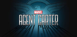 Agent Carter New Logo